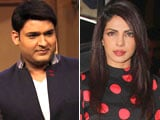 Video : Kapil Sharma Clears Rumours of Fight With Priyanka Chopra