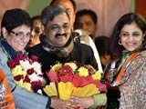Video : Lobbying, Uncertainty Peak as BJP Holds Off Naming Candidates For Delhi Polls
