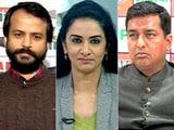 Video: न्यूज़ प्वाइंट : दिल्ली में डिबेट पर बढ़ी सियासत