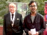 Video: India's First Crime Writers Fest