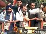 Videos : दिल्ली के दंगल में उतरे राहुल गांधी