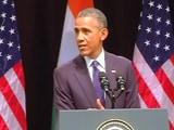 Video : जब बराक ओबामा ने कहा, 'बड़े-बड़े देशों में..'