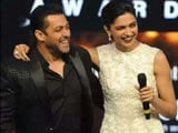 Video : Superstar Power at the Filmfare Awards, as Deepika and Salman Took the Stage