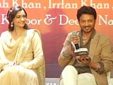 Video : Sonam, Irrfan, Farah's Poetic Side