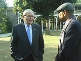 Video: Walk The Talk With Kevin Rudd
