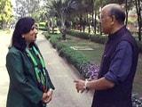 Video : किरण मजूमदार शॉ के साथ 'चलते-चलते'