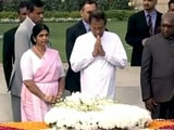 Video : Sri Lankan President Maithripala Sirisena Begins First India Visit