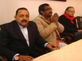 Video : Jammu and Kashmir Government Formation: BJP, PDP Talks 'Almost Through', Say Sources