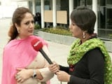 Video : Saffron Meets Green in Jammu and Kashmir; 'Colours of Peace,' Says BJP'S Hina Shafi