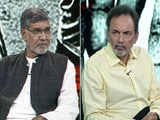 Video : What's Your Choice With Nobel Laureate Kailash Satyarthi