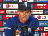 Video : World Cup Exit Surprising, Says England Captain Eoin Morgan