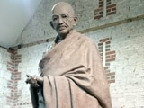 Video : Mahatma Gandhi Stands Tall Next to Winston Churchill in London's Parliament Square