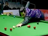 Video: Indian Open Snooker Tournament: Last Indian in the Fray Ousted
