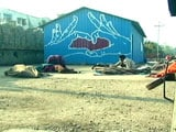 Video : Art on Homeless Shelters: Making the Invisible Visible