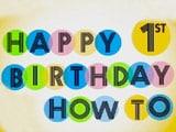 Video: Happy Birthday How To