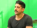 Video : Farhan Supports Gender Equality with Meryl Streep, Chris Martin
