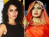 Video : Kangana Ranaut To Play Meena Kumari?
