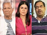 Video: The NDTV Dialogues: Banking For the Poor