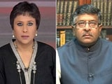 Video: 'Can't club Us With Congress; Full credit to PM Modi': IT Minister on Section 66(A)