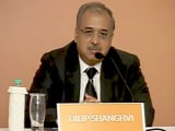 Video : Looking to More R&D Spend: Dilip Shanghvi