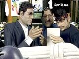 Video: गुस्ताखी माफ : सेमीफाइनल से पहले नर्वस कोहली को धोनी की सलाह
