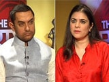 Video: The NDTV Dialogues: Decoding Aamir Khan