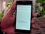 Video : Datawind PocketSurfer3G5 Review