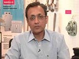 Video : Havells Eyeing Rs 600 Crore Revenue From LED Segment in 2 Years