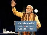 Video : Watch PM Modi's Address to the Indian Diaspora in Toronto