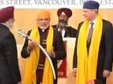 Video : PM Narendra Modi Visits Gurudwara, Temple as He Wraps Up Canada Visit