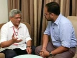 Video : Sitaram Yechury Elected CPM Chief, Says Party Will Make a Turnaround