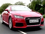 New Audi TT Coupe Driven