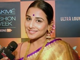 Video: Ask Ambika: Vidya Balan's Style Tips for Women With Heavy Hips