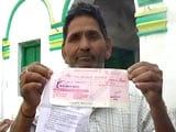 Video : In Uttar Pradesh, a Farmer's Crop is Destroyed, Then His Compensation Cheque Bounces