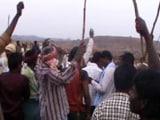 Video : कान्हर बांध के खिलाफ आंदोलन का पुलिसिया दमन
