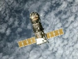 Video : Unmanned Russian Spacecraft Plunging to Earth: Official