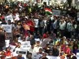 Videos : घाटी में लौटने के मुद्दे पर कश्मीरी पंडितों का जंतर-मंतर पर प्रदर्शन