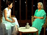 Video : Anushka Interviews Legendary Waheeda Rehman for NDTV