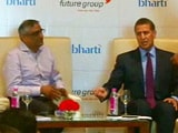 Video : Future Group's Retail Business to Merge With Bharti Retail