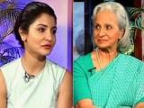 Video : अनुष्का शर्मा ने एनडीटीवी के लिए लिया वहीदा रहमान का इंटरव्यू
