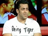 Video : Only a <i>Dabangg</i> Judge Will Set me Free: Salman Khan (Aired: August 2012)