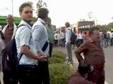 Videos : साथी ड्राइवर की हत्या के विरोध में डीटीसी ड्राइवर हड़ताल पर