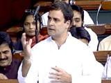 Video : 'सूट-बूट की सरकार' पर राहुल गांधी का फिर वार, अब तो दिनदहाड़े आते हैं चोर