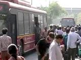Video : दिल्ली में डीटीसी कर्मचारियों की हड़ताल ख़त्म