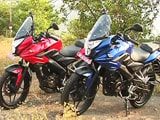 First Look: Bajaj Pulsar AS200 & AS150