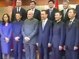 Video : 'Make in India,' PM Narendra Modi Tells Top Chinese CEOs in Shanghai