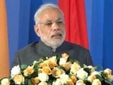 Video : 'We Have to Help Each Other Grow Economically,' Says PM Modi at Business Meet in China