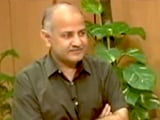 Video: Education Dialogues: Manish Sisodia Conducts Surprise Raid in Schools
