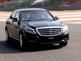 Video: First Look: Mercedes-Benz S-Guard