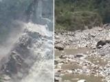 Video : नेपाल में भूस्खलन के बाद बिहार के पांच जिलों में बाढ़ का खतरा